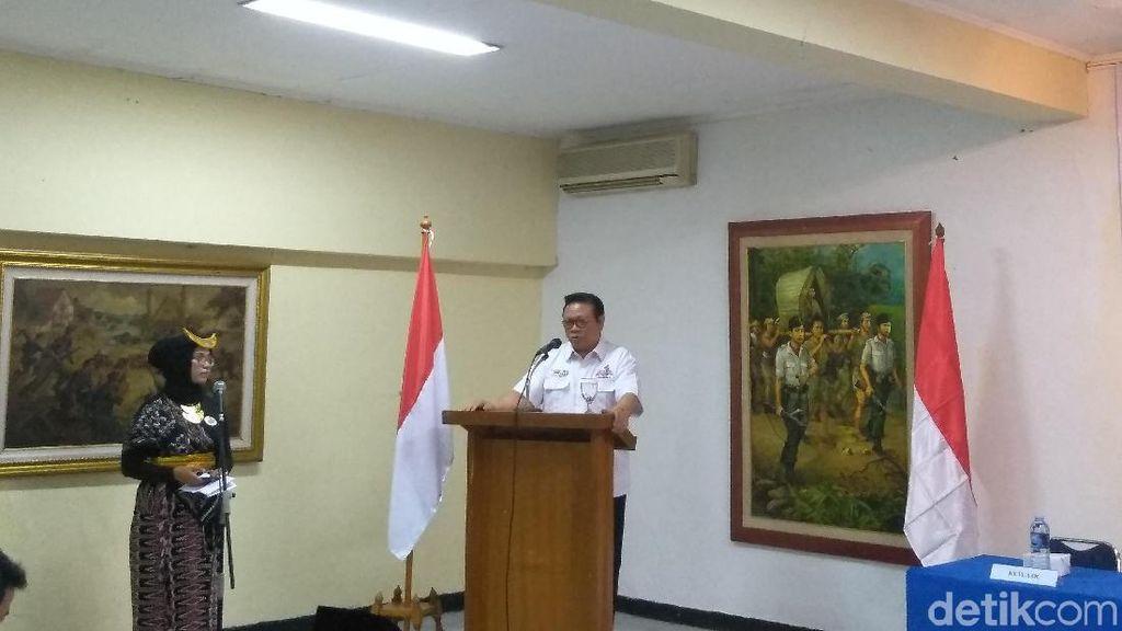 Agung Laksono Pimpin Deklarasi Pelangi Kebangsaan Dukung Jokowi