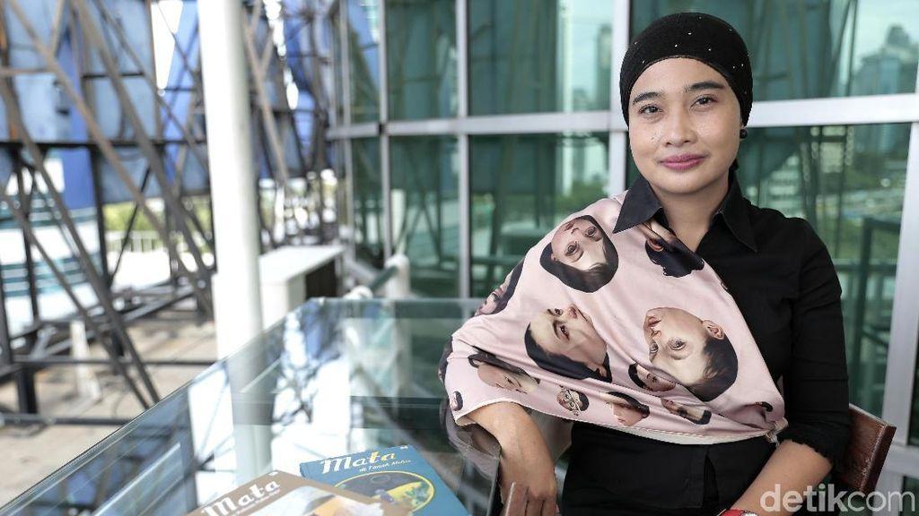 Okky Madasari Riset 10 Hari untuk Mata dan Rahasia Pulau Gapi