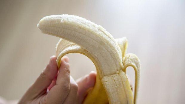 Jangan lupa makan pisang, gaes!