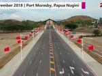 China Berkuasa di Papua Nugini