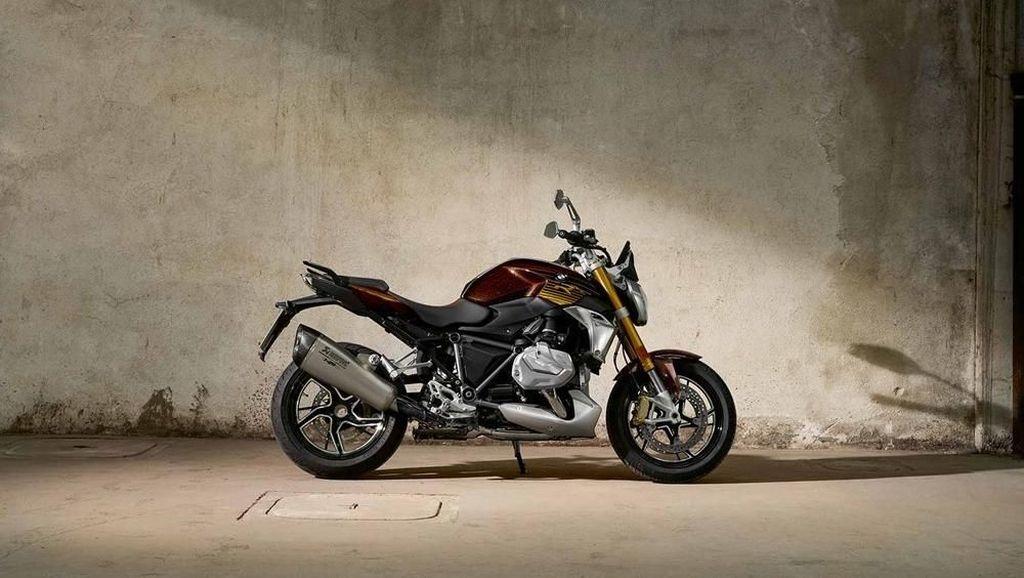 Motor Naked dan Touring 1.250 cc dari Jerman