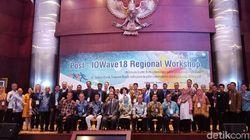 BMKG Gelar Latihan Peringatan Dini Tsunami dengan 12 Negara