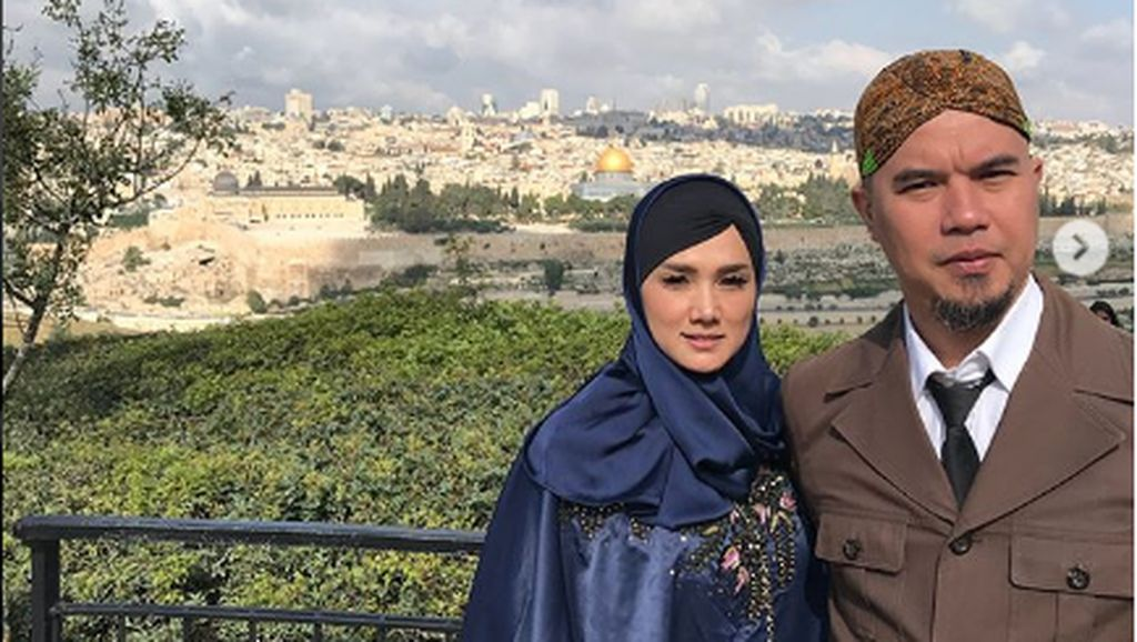 Mulan Jameela Dicibir Usai Jadi Anggota DPR, Apa Kata Ahmad Dhani?