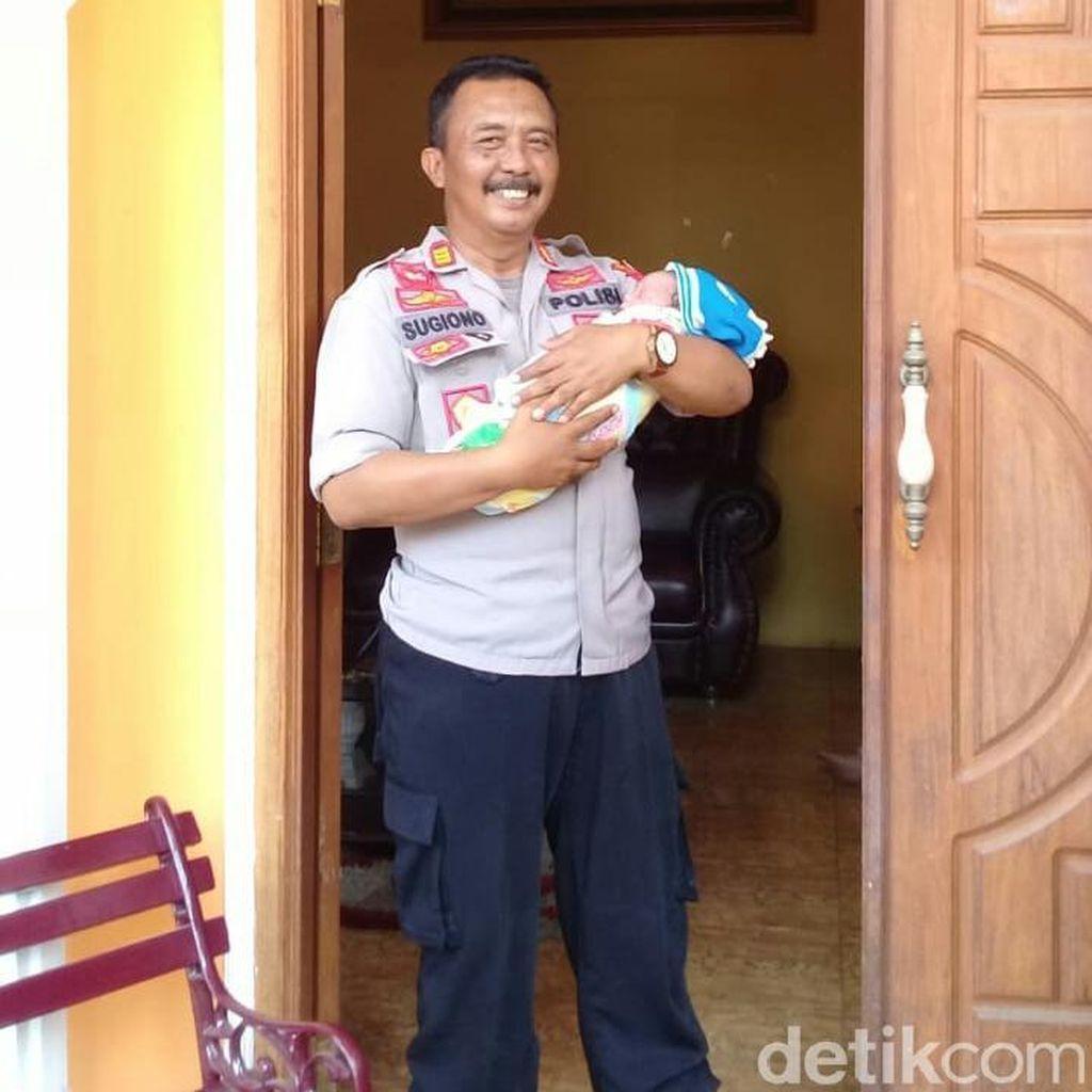 Polisi Buru Ibu Pembuang Bayi yang Dikerubuti Semut di Tempat Sampah