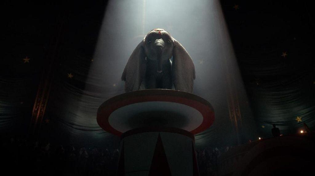 Disney Rilis Trailer Perdana Dumbo Gajah Kecil yang Bisa Terbang