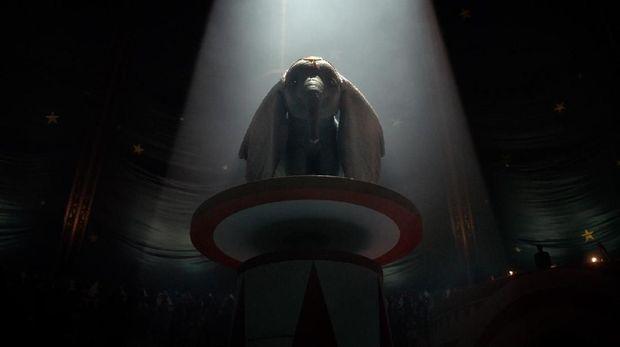 'Dumbo' Akan Segera Rilis, Yuk Intip Ceritanya