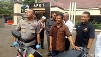 Bahagianya Para Korban Begal Saat Motornya Dikembalikan Polisi