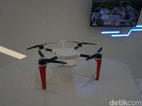 Canggihnya Belanja Online di China, Paket Dikirim dengan Drone