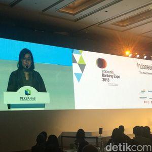 Saat Sri Mulyani Merasa Minder Kurang Milenial di Depan Bankir