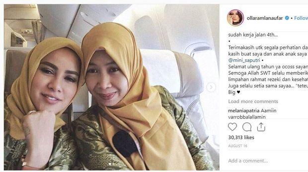 4 Artis Indonesia Ini Berangkatkan Umrah ART, Bahkan Pesawatnya First Class