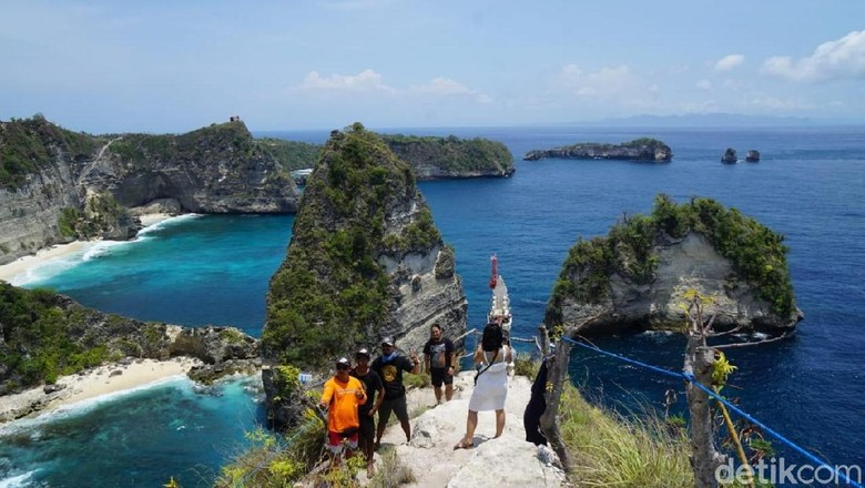 Raja Lima Nusa Penida, Bali (Syanti/detikTravel)