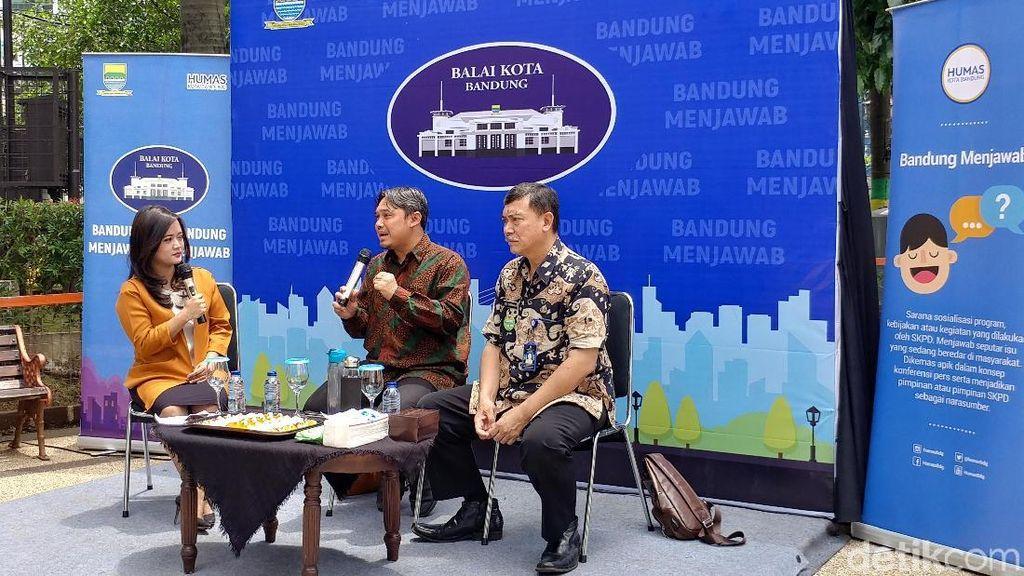Pemkot Bandung Segera Terbitkan Perwal Larangan Kantong Plastik