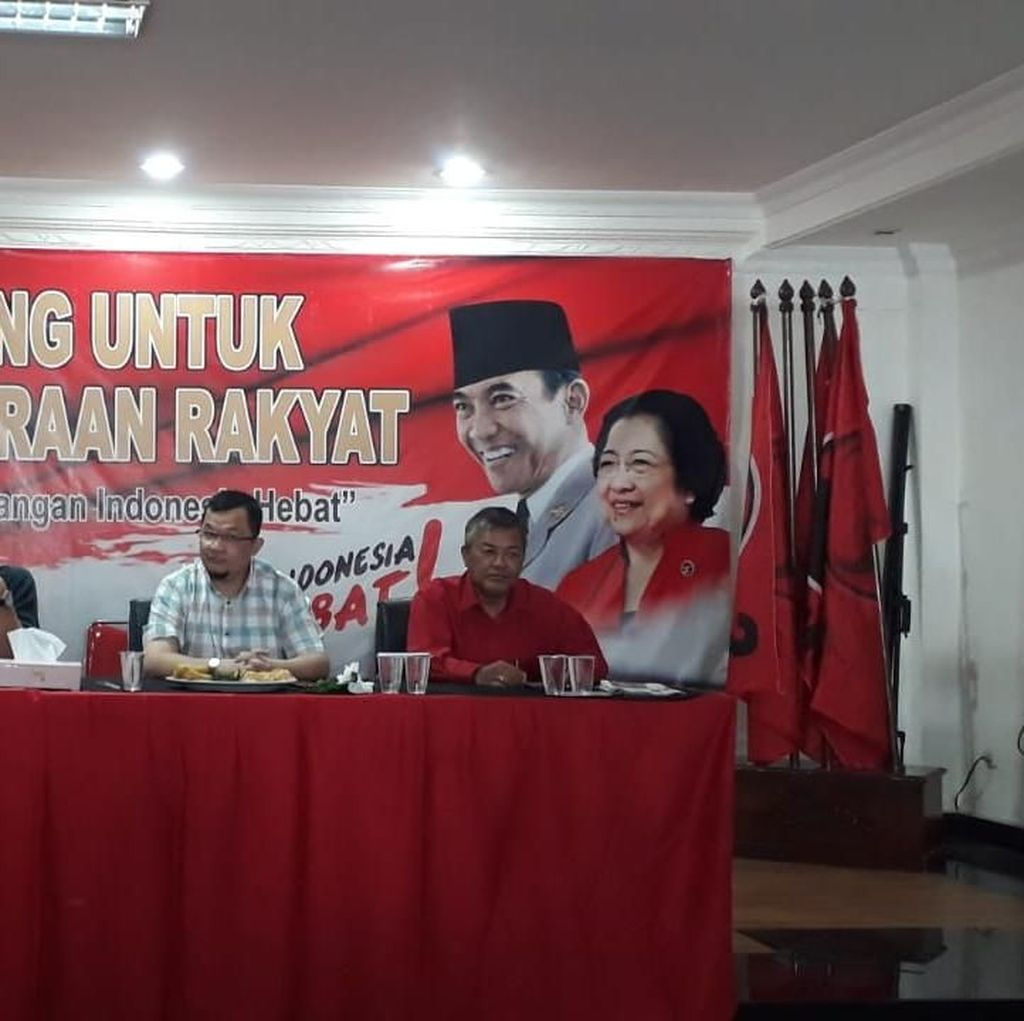 Usai Dirombak, Tim Pemenangan Jokowi-Amin Optimis Kuasai Sumsel