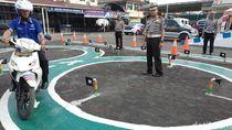 Pertama di Indonesia, Tes Praktik SIM C Pakai Sensor Ultrasonic