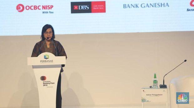 Sri Mulyani: Infrastruktur Dibangun, Produktivitas Malah Loyo