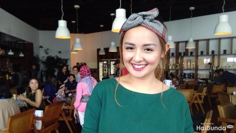 Cerita Joanna Alexandra Rela Tinggalkan Karir Demi Anak/ Foto: Yuni Ayu Amida