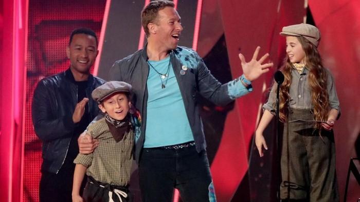 Rajin Puasa Tips Sehat Dari Vokalis Coldplay Chris Martin