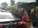 Istri JK Melayat ke Rumah Duka Cucu Wiranto yang Meninggal
