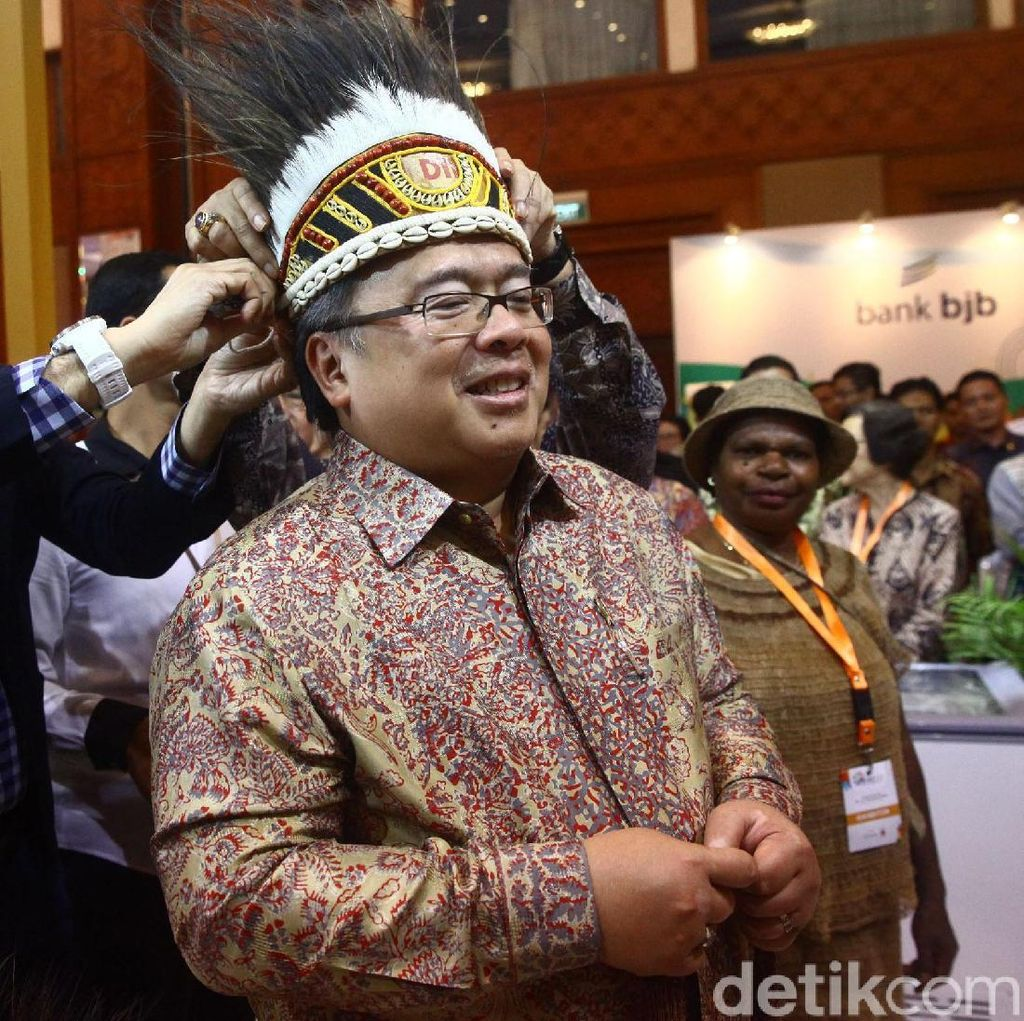 Bambang Brodjonegoro Buka Filantropi Festival 2018