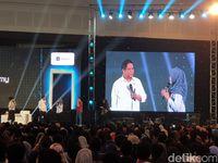 Sapa Arek Surabaya, Rudiantara Nyanyikan Lagu Queeen