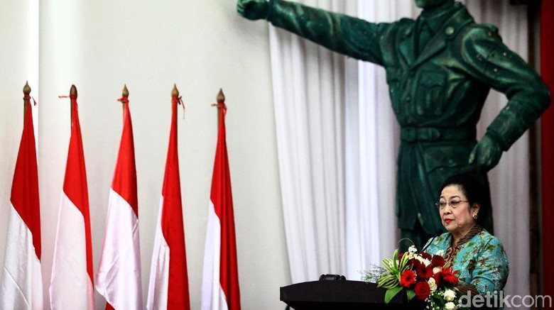 Megawati: Kasihan Prabowo, Kenapa Orang di Lingkungannya Seperti Itu?