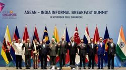 Jokowi Dorong Peningkatan Kerja Sama Maritim ASEAN-India