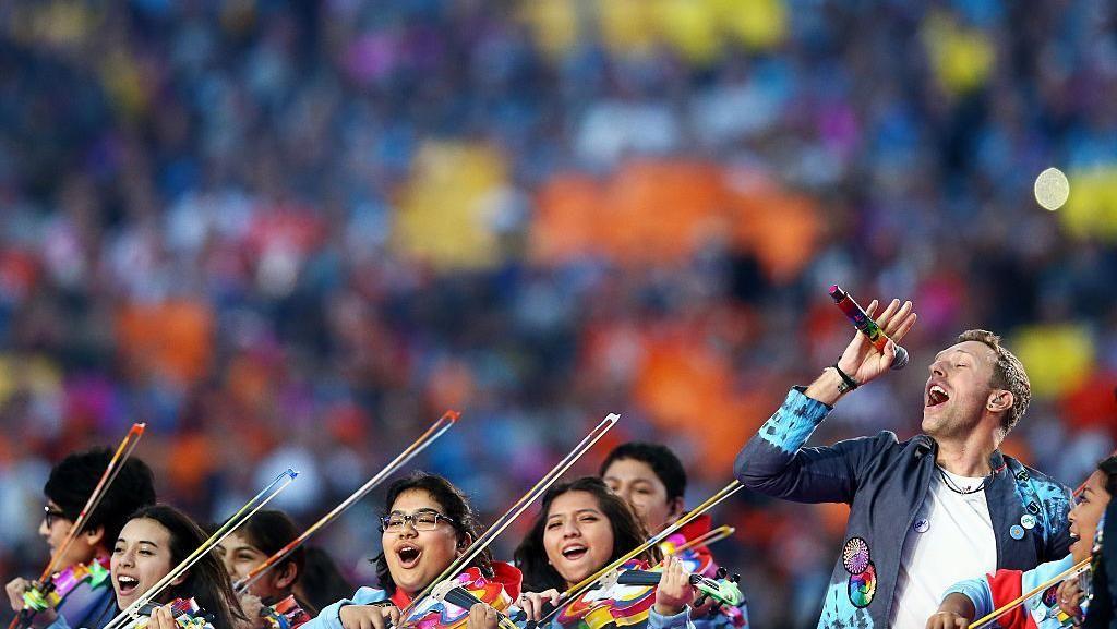 Coldplay Ternyata Kagumi The 1975, AC/DC, hingga Daniel Caesar