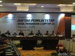 KPU Tunda Penetapan DPT Pemilu 2019 Hasil Perbaikan Kedua
