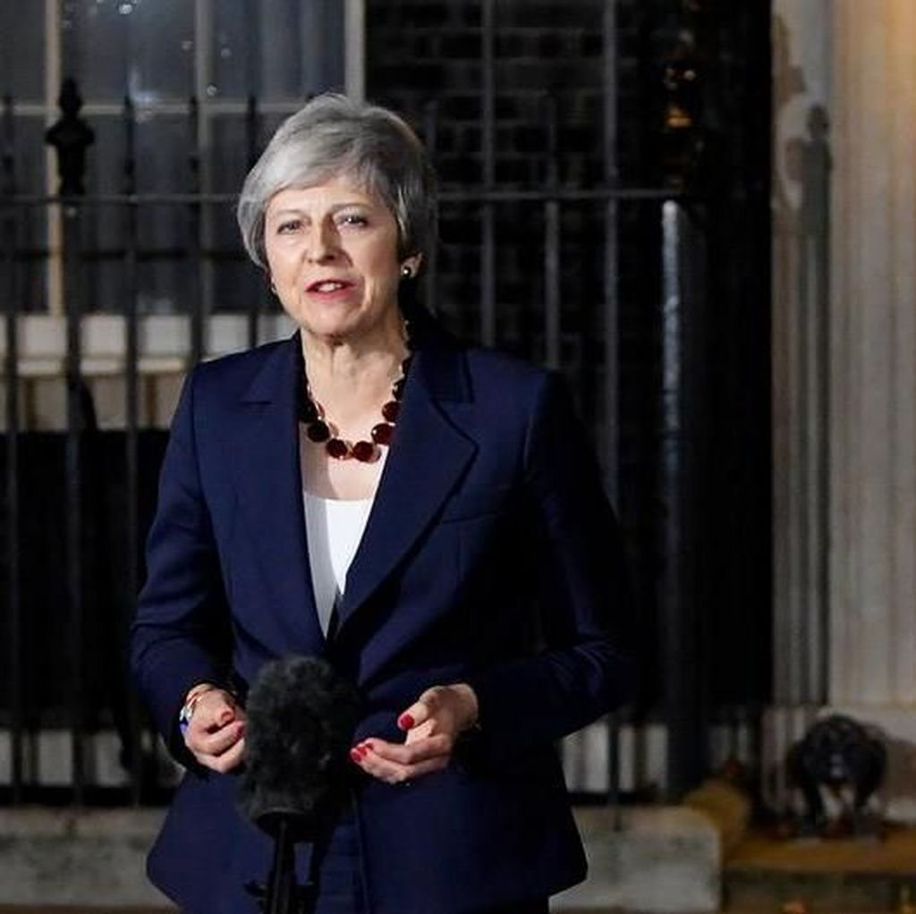 Kabinet Inggris Setujui Rancangan Kesepakatan Brexit