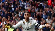 Madrid Bantah Tuduhan Doping Sergio Ramos
