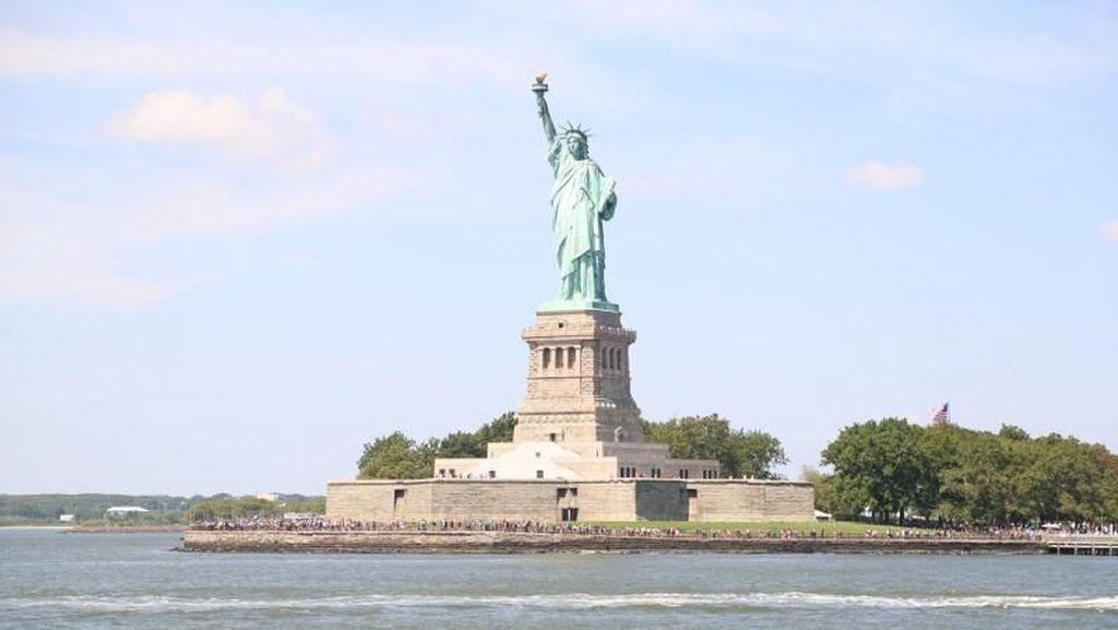 Lima Fakta Patung Liberty yang Turis Belum Tahu