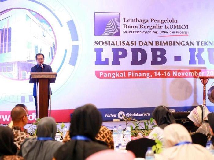 Foto: Dok LPDB