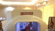 5 Penyelam Basarnas Special Group Pencari Lion Air Ikuti Terapi Oksigen