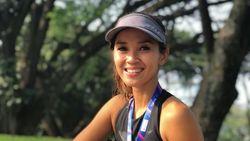 Tips Pelari Cantik Sally Tanudjaja Buat Para Ibu yang Ingin Berolahraga