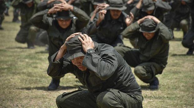 Prabowo di Hari Bela Negara: Bangsa Asing Ingin Kita Terpecah