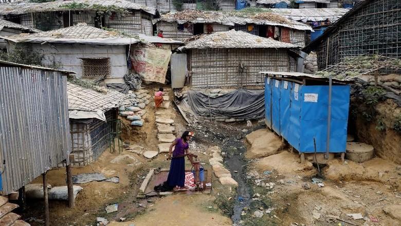 PBB Ingin Kumpulkan Bantuan Rp 12,7 T untuk Rohingya di Bangladesh