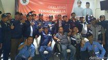 Buruh Bongkar Muat Tanjung Priok Dukung Jokowi-Maruf Amin