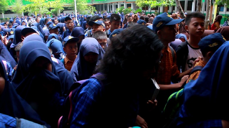 Gempa Mamasa, Siswa di Parepare Dipulangkan Lebih Awal