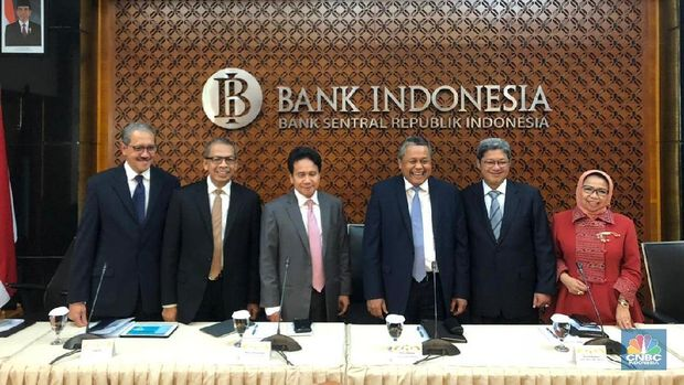 LIVE REPORT: Konferensi Pers RDG Bank Indonesia 15 November