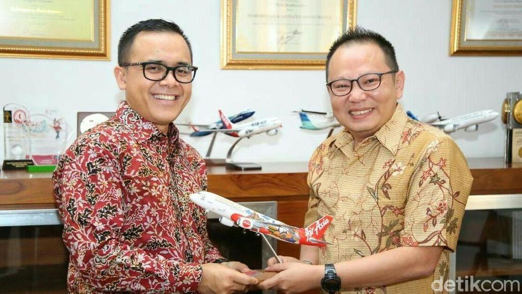 Bidik Anak Muda, AirAsia Ingin Buka Rute Kuala Lumpur-Banyuwangi
