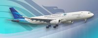 Sah! Garuda Terbang ke London-Denpasar Tiga Kali Seminggu