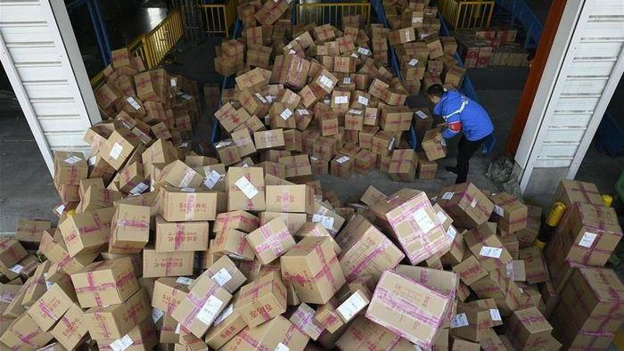 Ilustrasi Belanja Online Foto: Xinhuanet
