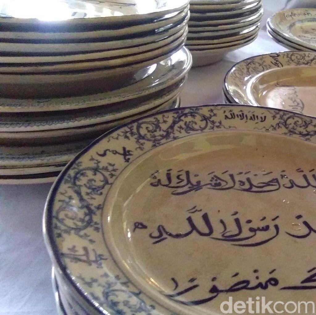 Siraman Panjang, Ritual Cuci Piring Sultan Gunung Jati