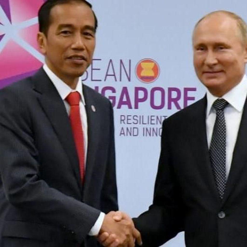 Terdesak oleh Eropa dan AS, Putin Berharap pada Poros Asia