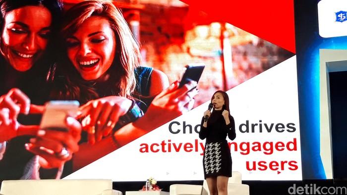 Head of Consumer Marketing Google Fibriyanti Elastria. Foto: Hilda Meilisa Rinanda