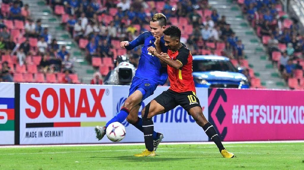 Gelandang Thailand ke Suporter: Ayo Penuhi Rajamangala