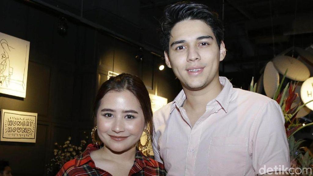 Setahun Jadian dengan Maxime, Prilly Latuconsina Beri Kejutan Romantis