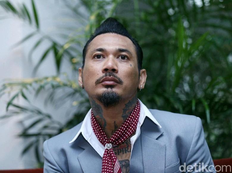 Jerinx SID Foto: Ismail/detikFoto