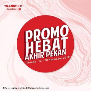 Sambut Long Weekend, Transmart Berlimpah Promo hingga 5 Hari!