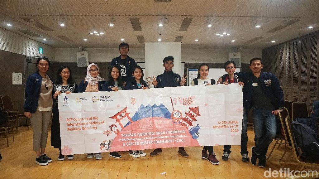Para Survivor Kanker Anak Indonesia Unjuk Gigi di Kongres Internasional
